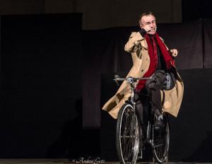 Fiatone, io e la bicicletta @ teatro di Filago | Filago | Lombardia | Italia